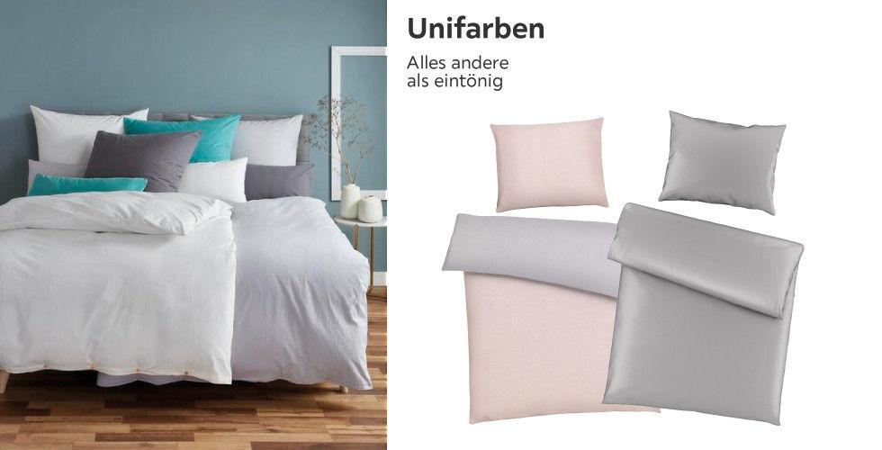 Unifarben - alles andere als eintönig