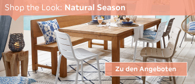 Shop the Look: Natural Season