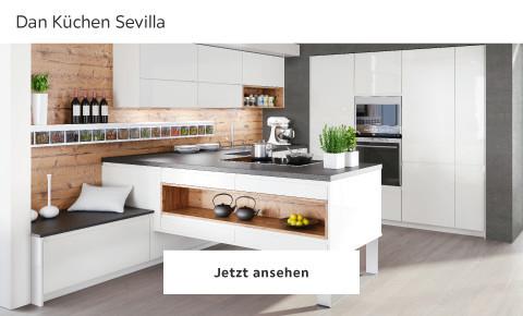 DAN Küchenprogramm Sevilla