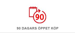90 dagars oeppet koepp
