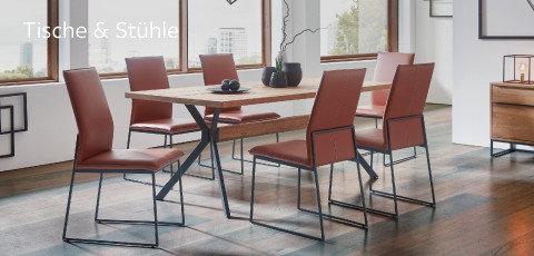 Lomoco Tische und Stühle