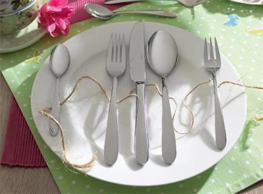 Elegantan pribor za jelo Lesnina XXXL