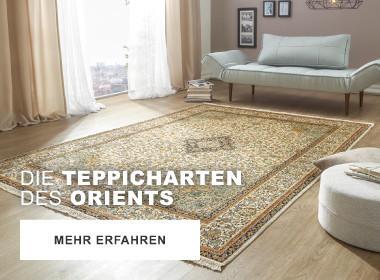 Die Teppicharten Des Orients