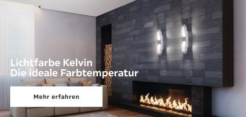 Lichtfarbe Kelvin - die ideale Farbtemperatur
