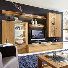 Wohnwandserie Inara