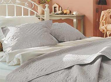 Moderan i elegantan prekrivač za krevet XXXL Lesnina