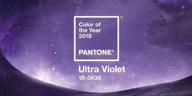Color of the year Ultraviolet
