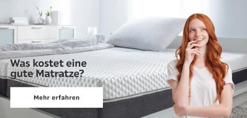 Was kostet eine gute Matratze?