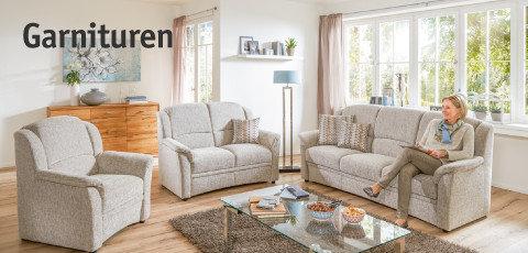 Beldomo Garnituren Wohnzimmer