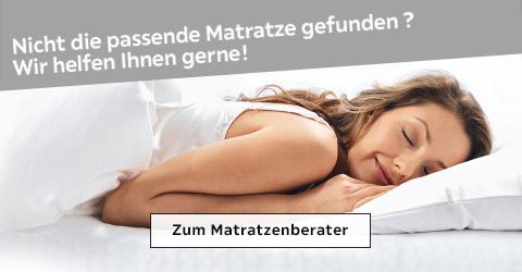 Frau schlafend Matratzenberater