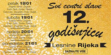 Slavimo godišnjicu XXXL Lesnine Rijeka