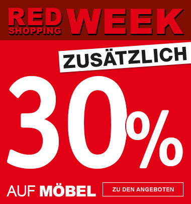 Red Shopping Week 30 %