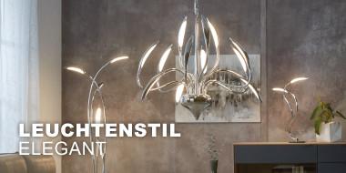 Leuchtenstil Elegant