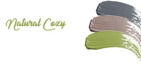Natural cozy färger