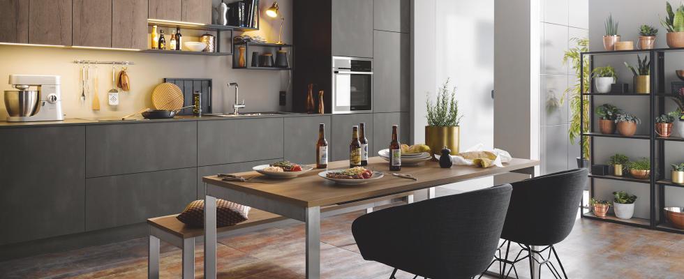 Für Jeden Raum Die Passende NOVEL Küche