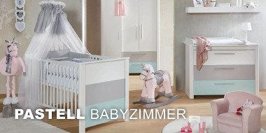 Pastell Babyzimmer