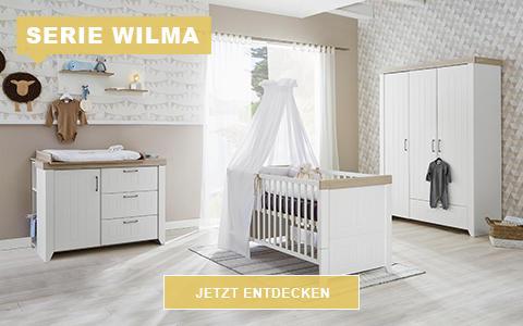 Babyzimmerserie Wilma