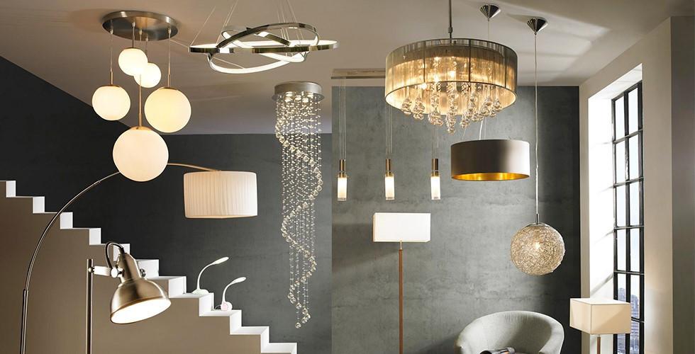 Die passenden Leuchten für jeden Raum gibt es bei XXXLutz.