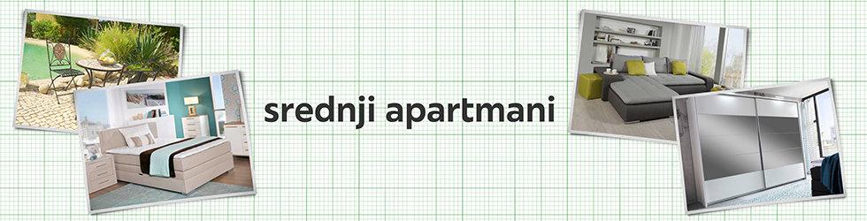 ideje za opremanje srednjeg apartmana