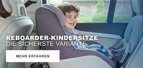 Reboarder-Kindersitze