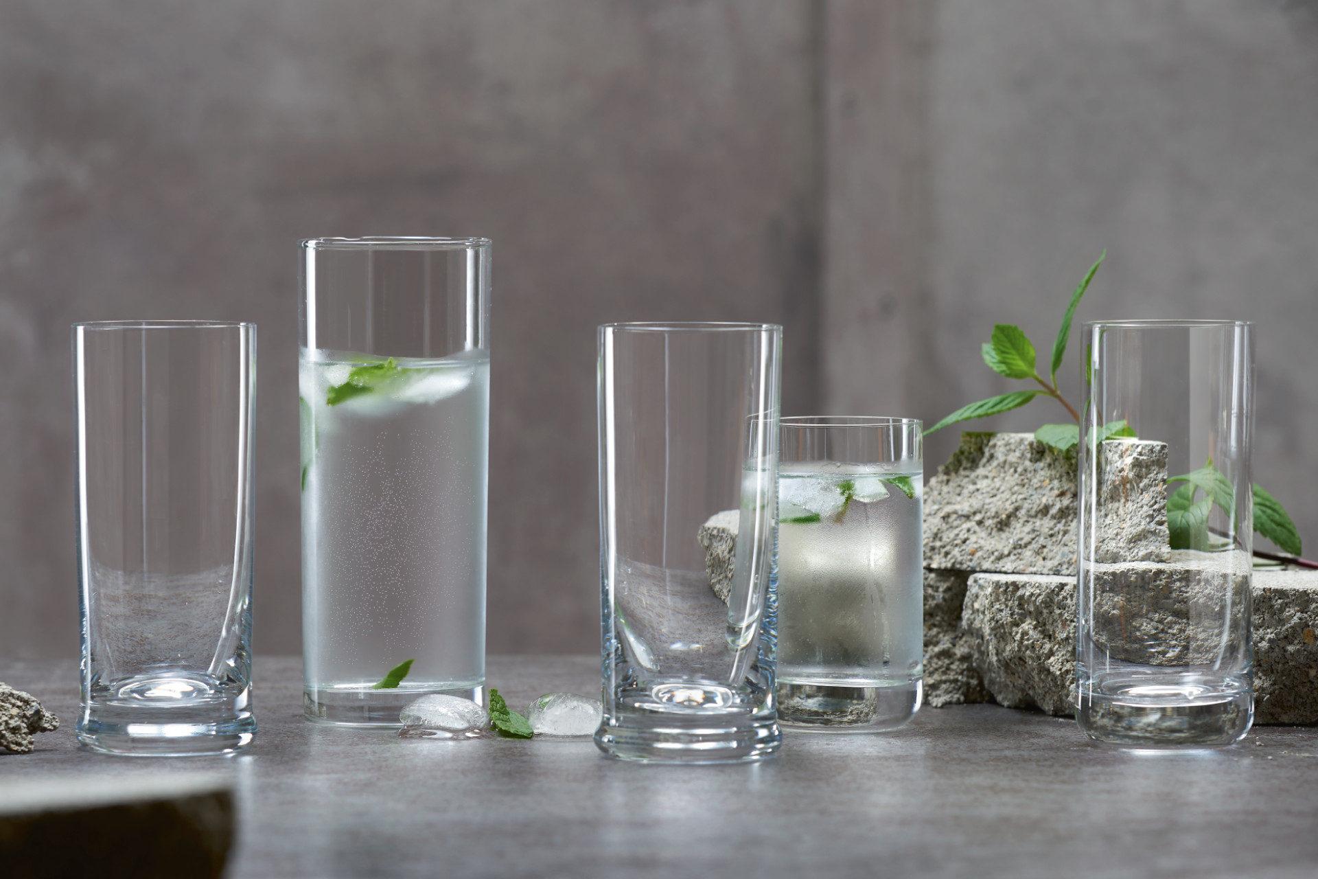 Dricksglas för den dagliga användningen