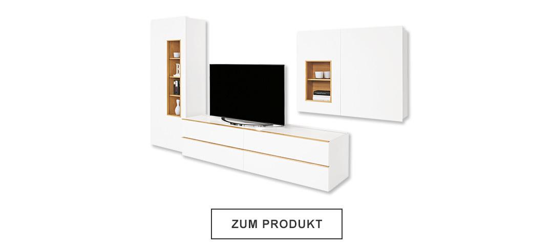 Wohnwand Holz Dieter Knoll