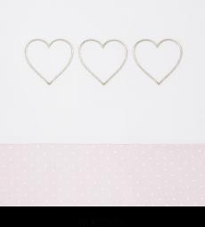 3 Herzchen