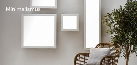 Minimalistische Led-Leuchten - Minimalismus bei Lampen & Leuchten