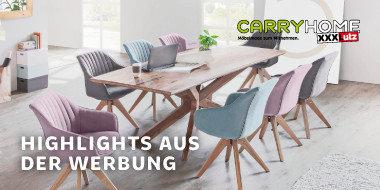 Carryhome  Highlights aus der Werbung
