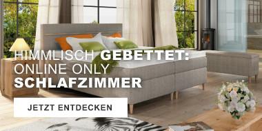 Online Only Schlafzimmer