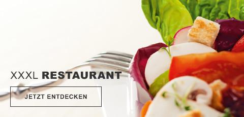 XXXL Restaurant - hier entdecken