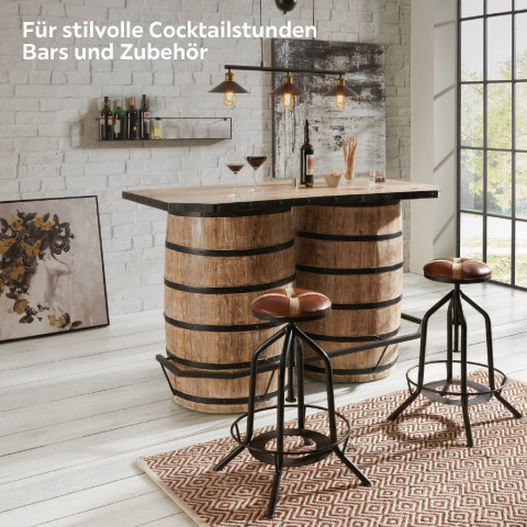 Für stilvolle Cocktailstunden