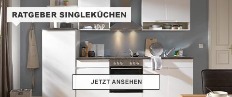 Ratgeber Singleküchen