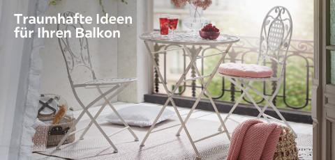 Traumhafte Ideen für Ihrern Balkon