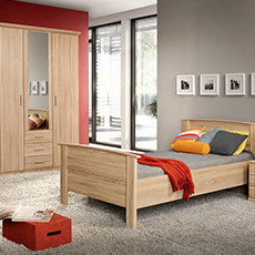 Schlafzimmerserie Lugo