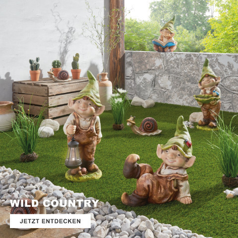 Wild Country Kollektion entdecken