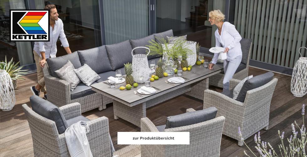 Kettler Kettler Gartenmöbel Bequem Online Kaufen Xxxlutz