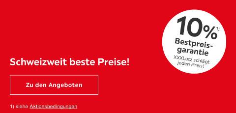 Schweizweit beste Preise!