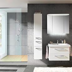 Badezimmerserie Prag