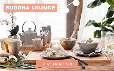 Shop the Look - Buddha Lounge