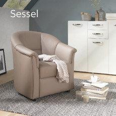 Sessel von Sedda in beige