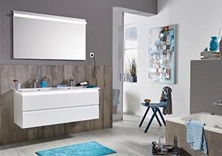 Koupelny v různých provedeních, moderní, originální, přírodní, v XXXLutz.