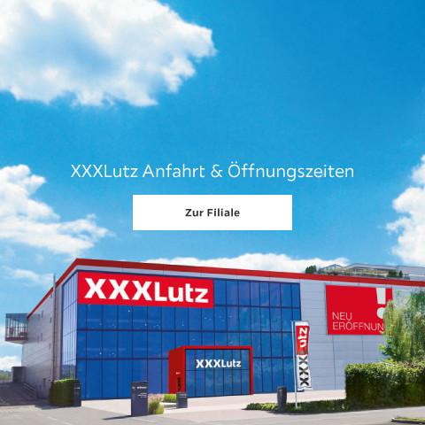 XXXLutz - Anfahrt und Öffnungszeiten