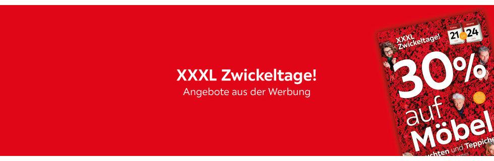 rot XXXL Zwickeltage aus der Werbung