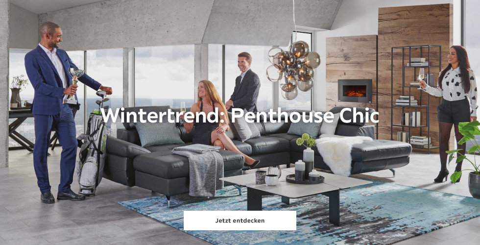 Wintertrend: Penthouse Chic