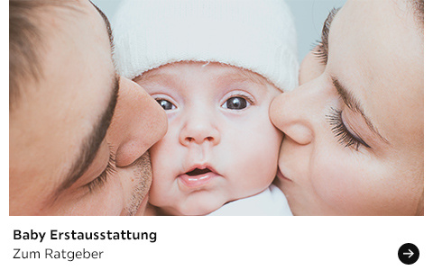 Babyratgeber Baby Erstausstattung