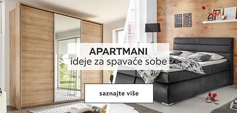Apartmani - ideje za spavaće sobe