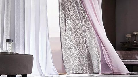 Vorhänge | Schöne Vorhangstoffe & Fertigvorhänge