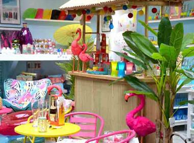 Pool pary - Polena dekoracija za zabavo