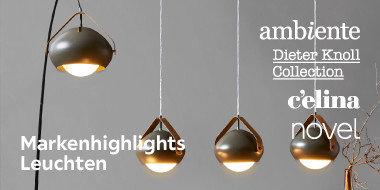 Leuchten Markenhighlights